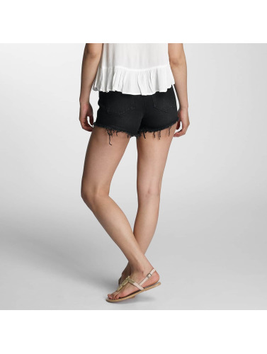Only Damen Shorts onlPacy in schwarz