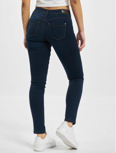 Only Damen Skinny Jeans Doft Ultimate Regular in blau