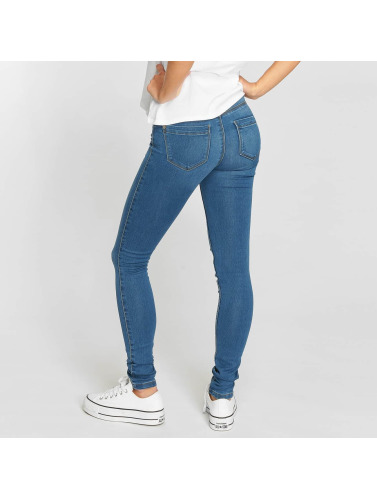 Only Damen Skinny Jeans Soft Ultimeate Regular in blau