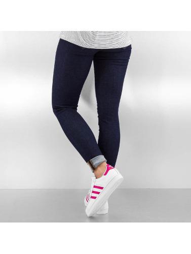 Only Damen Skinny Jeans onlMy in blau