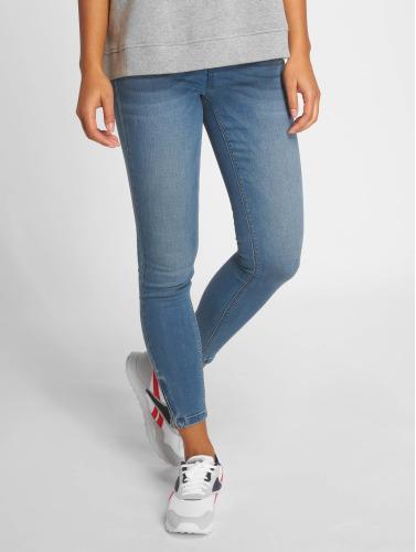 Only Damen Skinny Jeans onlKendell in blau