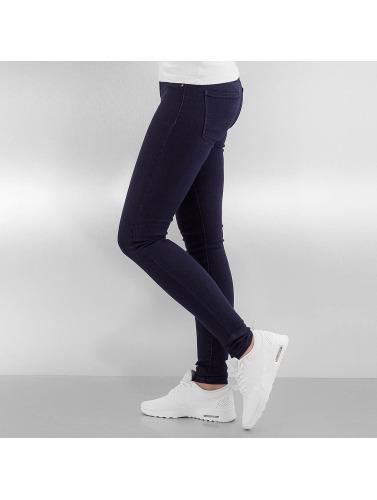 Only Damen Skinny Jeans OnlRain in blau