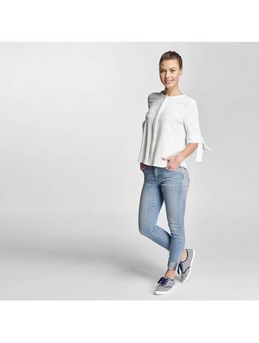 Only Damen Skinny Jeans OnlCarmen in blau