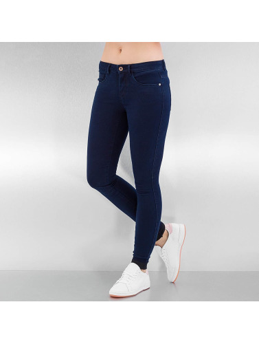 Only Lady Skinny Jeans Onlroyal In Blau