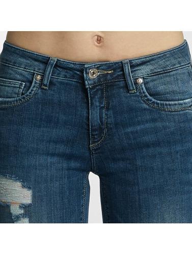 Seulement Des Jeans Skinny Dames Onlkendell À Blau