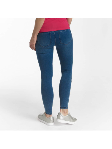 Only Damen Skinny Jeans onlRoyal in blau