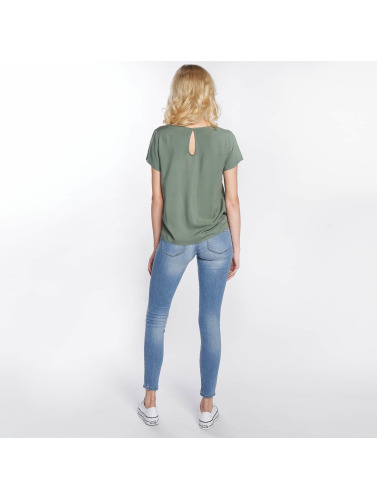 Only Damen Skinny Jeans onlCoral Superlow in blau