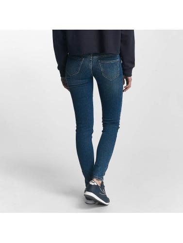 Only Damen Skinny Jeans onlCoral in blau
