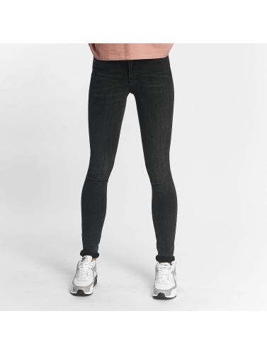 Only Damen Skinny Jeans onlCorin in grau