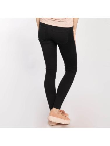 Only Damen Skinny Jeans onlRoyal in schwarz