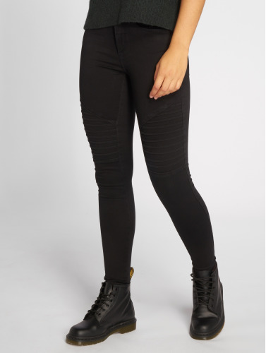 Only Damen Skinny Jeans Onlroyal Reg In Schwarz