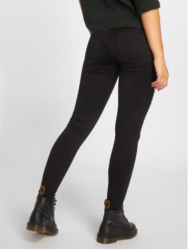 Only Damen Skinny Jeans Onlroyal Reg In Schwarz