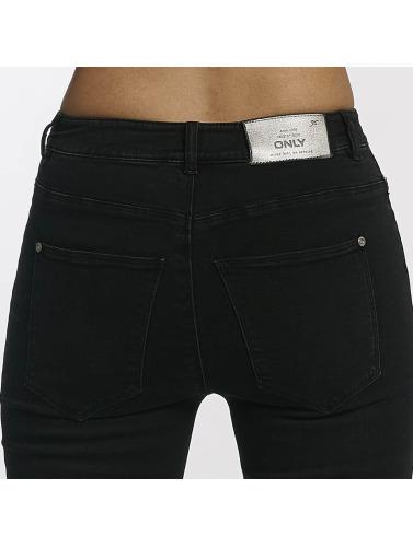 Only Damen Skinny Jeans onlPiper in schwarz