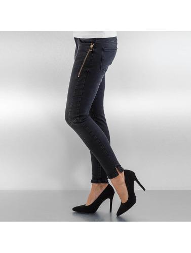 Only Damen Skinny Jeans onlCoral in schwarz