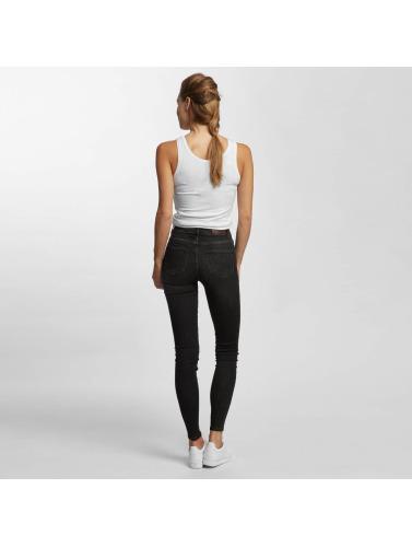 Only Damen Skinny Jeans onlShape Deluxe in schwarz