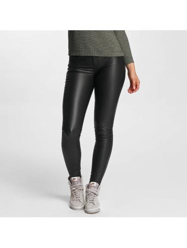 Only Damen Skinny Jeans onlRoyal Regular Rock in schwarz