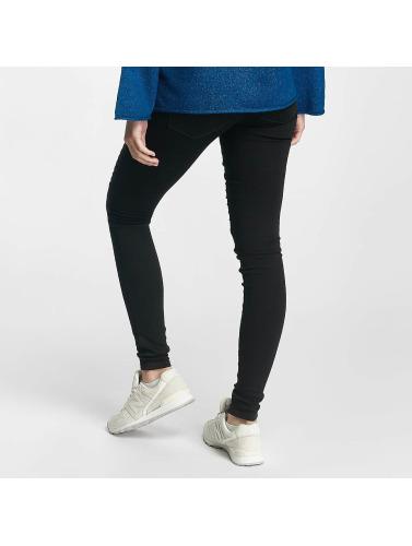 Only Damen Skinny Jeans onlRain in schwarz