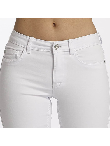 Only Damen Skinny Jeans onlUltimate Soft in weiß