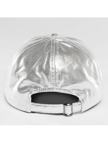 Only Snapback Cap onlDallas PU in silberfarben