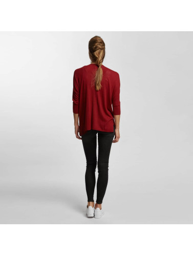 Only Damen Strickjacke onlFrancisco in rot