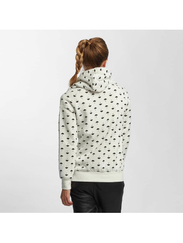 Only Mujeres Sudadera onlAwesome Village Jalene in blanco