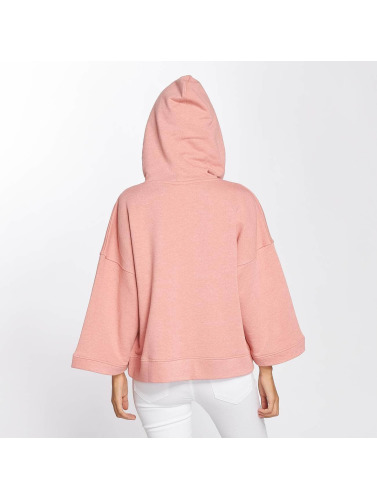 Only Mujeres Sudadera onlClair 3/4 in rosa