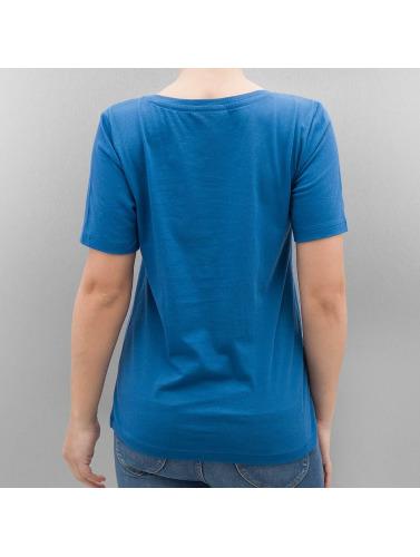 Rabatt Manchester Verkauf 2018 Neueste Only Damen T-Shirt onlFoil Print in blau Für Billigen Rabatt Steckdose Mit Master Verkauf Truhe Bilder JPGfY
