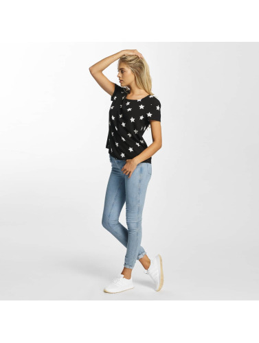 Only Damen T-Shirt onlFirst in schwarz