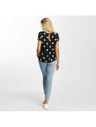 Only Damen T-Shirt onlFirst in schwarz