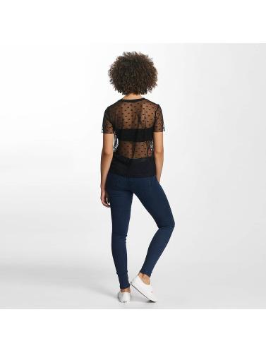 Only Damen T-Shirt onlErica in schwarz