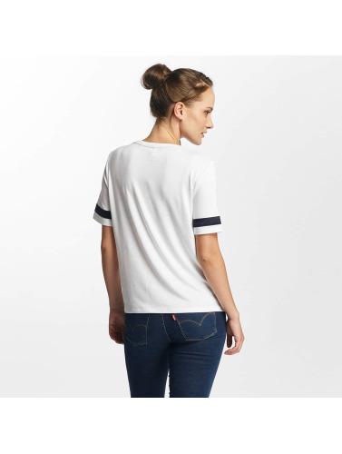 Only Damen T-Shirt onlMia Hello in weiß