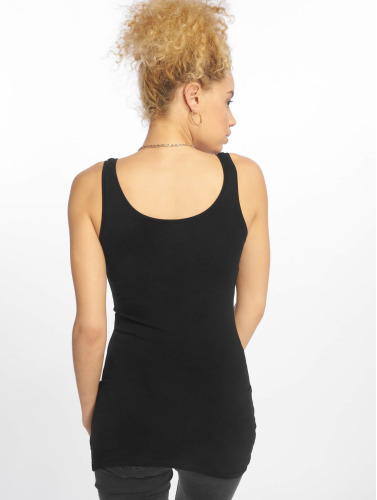 Only Mujeres Tank Tops onlLive Love in negro