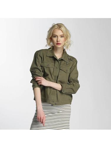 Only Damen Übergangsjacke onlMiyazaki in grün