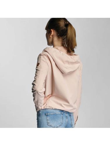 Only Damen Übergangsjacke onlSkylar Parka in rosa