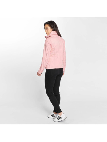 Only Damen Übergangsjacke onlDoris Short Spring in rosa