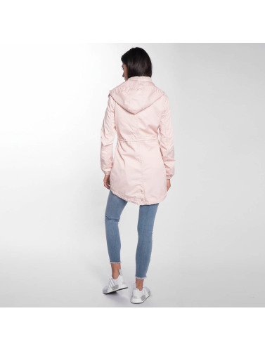 Only Damen Übergangsjacke onlNew Olga Spring in rosa
