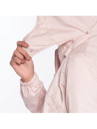 Only Damen Übergangsjacke onlNew Olga Spring in rosa Verkauf Amazon Günstig Kaufen Besten Großhandel EV24Q38QA