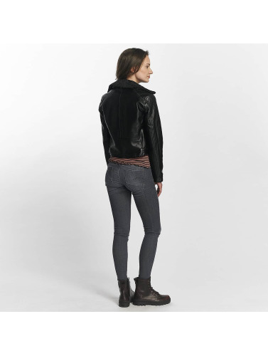 Only Damen Übergangsjacke onlLaura in schwarz