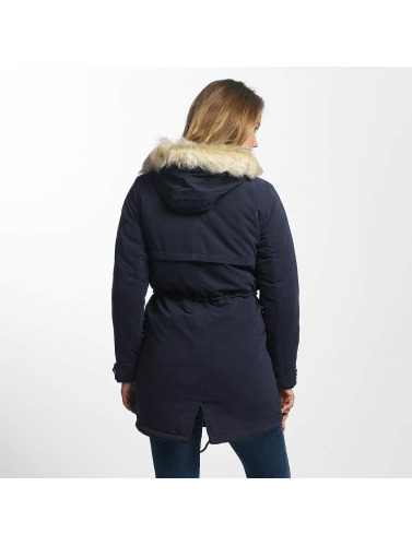 Only Damen Winterjacke onlStarlight in blau
