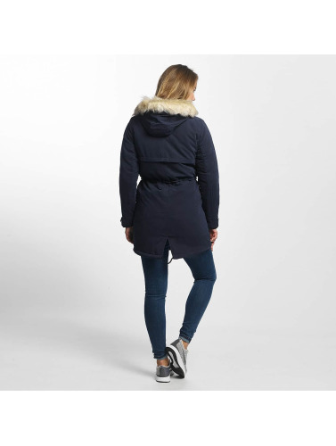 Only Damen Winterjacke onlStarlight in blau