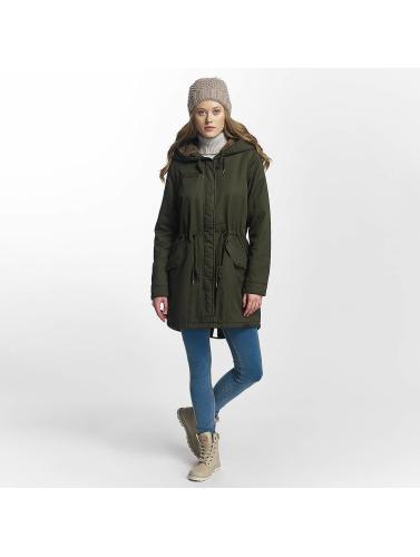 Manchester Günstig Online Only Damen Winterjacke onlFavourite in grün Billig Verkauf Besuch ppvZMOmea