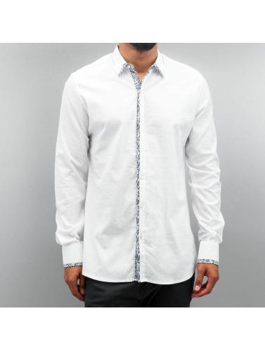 kjøpe billige avtaler Åpne Skjorte Menn Paisley I Hvitt billig pris opprinnelige billige utgivelsesdatoer uttak leter etter 8ULn6HM