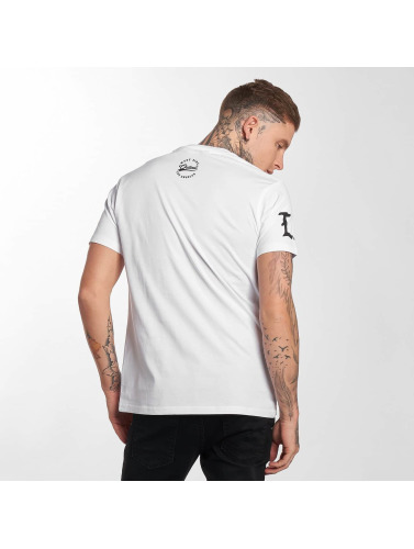 Outlaw Herren T-Shirt  <small>                 Outlaw             </small>                           <br></br>                           <br></br>              Run in weiß Wahl Verkauf Online Günstig Kaufen Besuch Neu 7NUoVyveZi