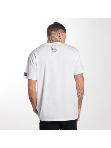 Outlaw Herren T-Shirt <small>    Outlaw   </small>   <br />    Baseball in weiß
