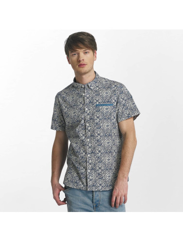 Oxbow Hombres Camisa Canore in colorido