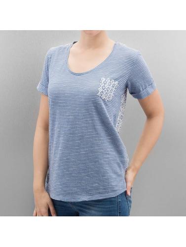 Oxbow Mujeres Camiseta Tezal in azul