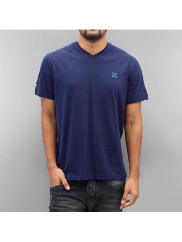 Oxbow Hombres Camiseta Tatinga in azul