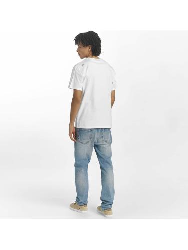online billig autentisk gratis frakt Manchester Oxbow Menn I Hvit Skjorte Taglia vGId6jedv