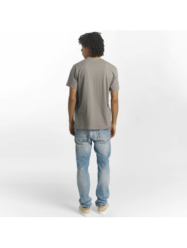 Oxbow Hombres Camiseta Tanaro in gris
