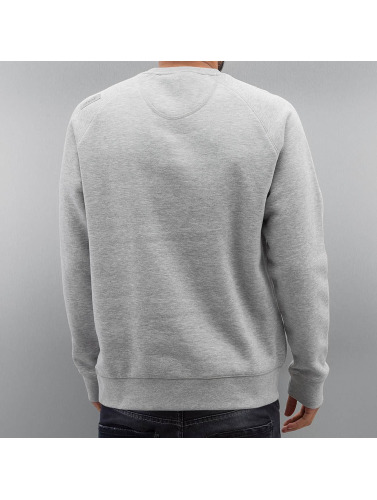 Oxbow Hombres Jersey Sivik in gris